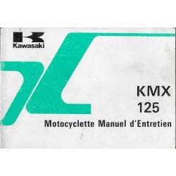 KAWASAKI KMX 125 B