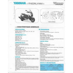 YAMAHA YP 400 RA X-MAX de 2014