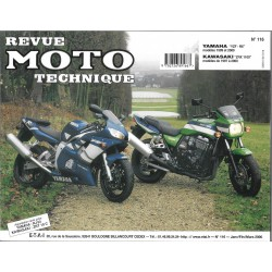 Revue Moto Technique n° 116