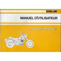 DAELIM 125 DAYSTAR Fi de 2011