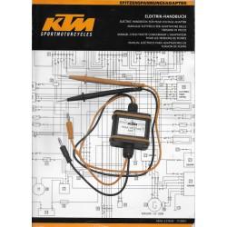 KTM manuel adaptateur pourles tensions de pointe