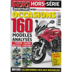 moto journal hors séris occasions 2008
