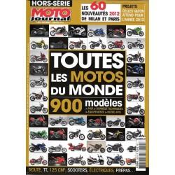 moto journal toutes les motos du monde 2012