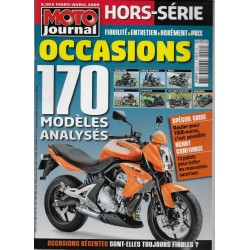 moto journal spécial occasion 2009