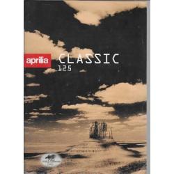 APRILIA CLASSIC 125 de 1996 (prospectus)