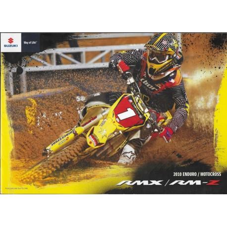 SUZUKI RMX-RM-Z 2010 (Prospectus)