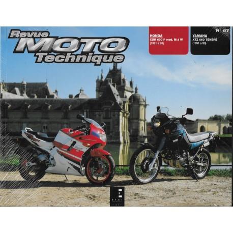 Revue Moto Technique n°87