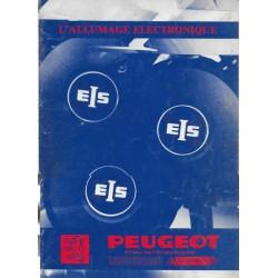 PEUGEOT allumage électronique EJS (manuel atelier 07 / 87))