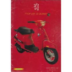 PEUGEOT ST 50 L (manuel atelier moteur 09 / 1985)