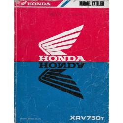 HONDA XRV 750T (Manuel atelier de base 03 / 1996)