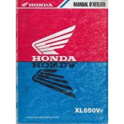 HONDA XL 650 Vy (manuel atelier de base 06 / 2000)