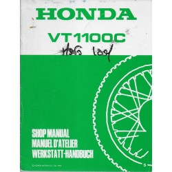 HONDA VT 1100 CS (Additif 08/1994)