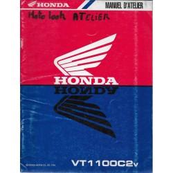 HONDA VT 1100 C2 V (Additif septembre 1996)