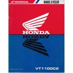 HONDA VT 1100 C2 X (Additif septembre 1998)