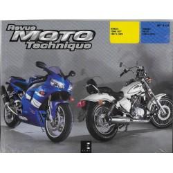 Kymco 125 Zing (97 / 99) - Yamaha YZF 1000 R1 (98 / 2001) RMT