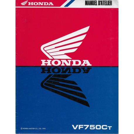 HONDA VF 750 Ct (Manuel atelier additif août 1995)