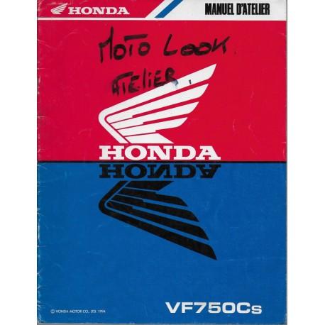 HONDA VF 750 Cs (Manuel atelier additif juillet 1994)