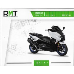 Yamaha TMAX 530 (2017 à 2019) RMT 196