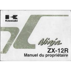 KAWASAKI Ninja ZX-12R (ZX1200-A1) de 2000 (03 / 2000)