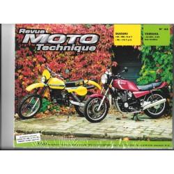 Revue Moto Technique n°43
