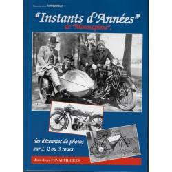 """""""Instants d'Années"""" de """"Motosapiens"""" de J-Y Fenautrigues"""