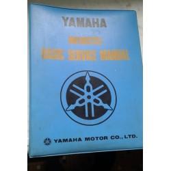 "YAMAHA Méthode du mécanicien ""Motos classiques Seventies"""