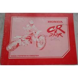 HONDA CR 250 RY Type KZ3 de 2000