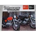 Honda CB 350 / 400 Four - Norton 750 / 850 Commando (RMT 12)