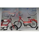 PEUGEOT gamme cyclomoteurs 1972 (prospectus)