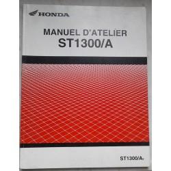 HONDA ST 1300 / A Pan European 2008 manuel atelier additif