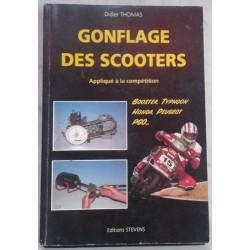 Le gonflage des scooters de Didier THOMAS (1 / 4 / 1995 )
