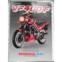 HONDA VF 400 F (prospectus original 05 / 1983)