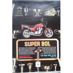 HONDA CB 900 F Bol d'Or (prospectus 02 / 1979)