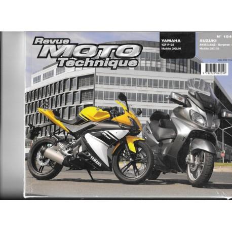 Revue Moto Technique n°154