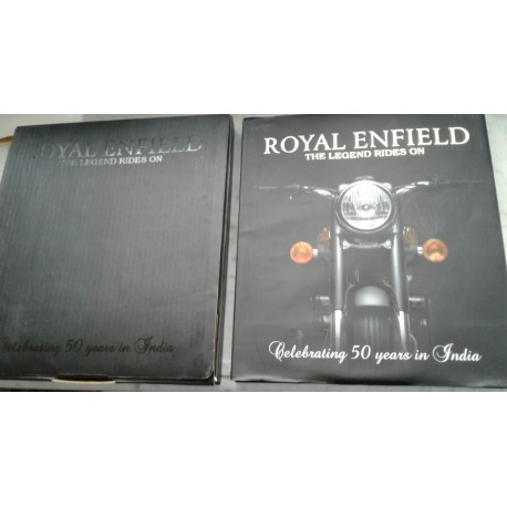 ROYAL ENFIELD: the legend rides on