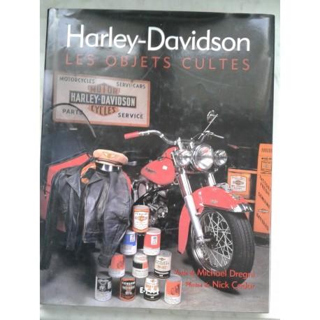 Harley-Davidson: les objets culte (E.T.A.I 1998))