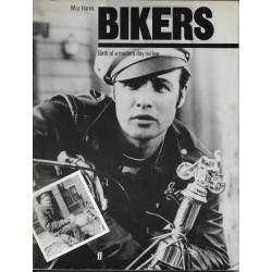 Bikers de Maz Harris aux éditions Faber and Faber en 1985