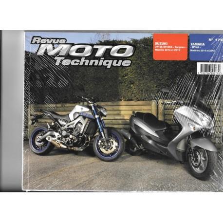 Revue Moto Technique n°176