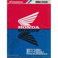 HONDA ST 1100 T / AT PAN-EUROPEAN (Additif 11 / 2001)