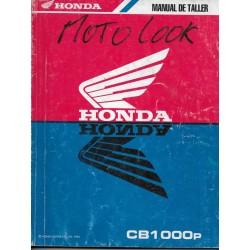 HONDA CB 1000 P (Manuel atelier 01/93)