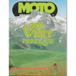 Moto Journal spécial Tout-Terrain 1979