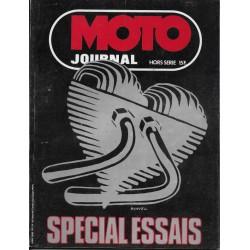 MOTO JOURNAL Hors Série ETE 1979
