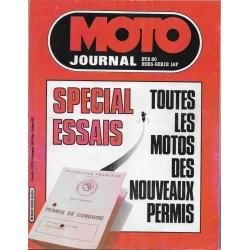 MOTO JOURNAL Hors Série ETE 1980