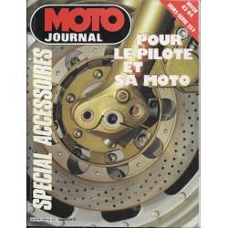 Moto Journal Spécial Accessoires Hiver 1983 / 1984