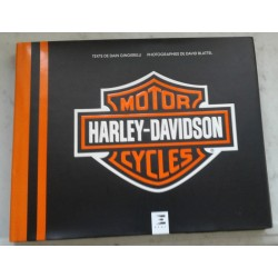 Harley-Davidson Motor Cycles (éditions E.T.A.I.) 09 / 2017