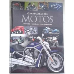 Grand Atlas des Motos (éditions Elcy octobre 2017)
