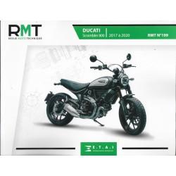 DUCATI Scrambler 800 (2017 à 2020) RMT 199