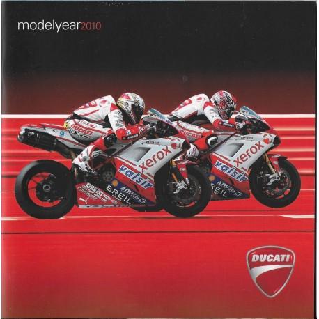 Catalogue original DUCATI Gamme 2010