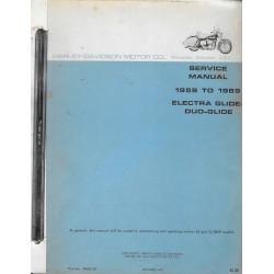 HARLEY DAVIDSON Electra Glide / Duo Glide (1959 / 1969)