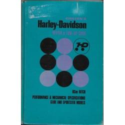 HARLEY DAVIDSON Glide / Sporster (1959 à 1967) CHILTON'S